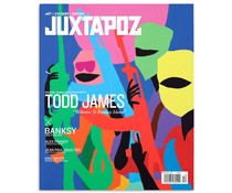 "Juxtapoz #155 (December 2013) Todd ""REAS"" James"
