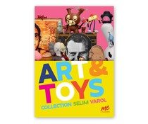 Art & Toys book by Toykio