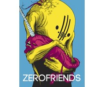 Zerofriends Collection Book by Alex Pardee