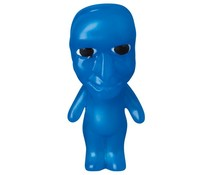 Blue Demon (Glossy Blue) VAG series 4 by Noprops x Mirock Toy