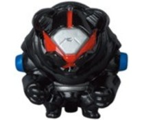 Robo Dog (Black) VAG series 4 by Max Toy Co.