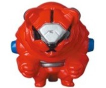 Robo Dog (Red) VAG series 4 by Max Toy Co.