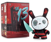 "Dunny ""The 13"" series by Brandt Peters (1x Blindbox)"