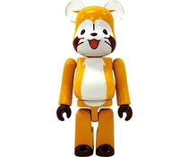 Cute (Rascal the Raccoon) 8.33% - Bearbrick series 30