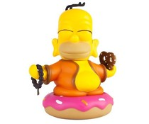 "3"" Homer Buddha (The Simpsons) by Matt Groening"