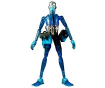 1/12 String Divers - SD07 REX (Blue) by Ashley Wood