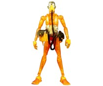 1/12 String Divers - SD08 PATRICK (Orange) by Ashley Wood