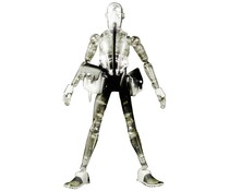 1/12 String Divers - SD10 MICHAEL (Grey) by Ashley Wood