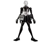 1/12 String Divers - SD11 TED (Black) by Ashley Wood