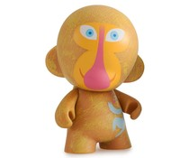 Proboscis Monkey (Munny) 2/60 - Ferals Mini Series