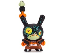 "Hay Man (#3) 2/20 - Dunny ""The 13"" series by Brandt Peters"