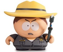 Border Patrol 2/20 - The Many Faces of Cartman Series (South Park)