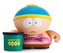 Beefcake 2/20 - The Many Faces of Cartman Series (South Park)