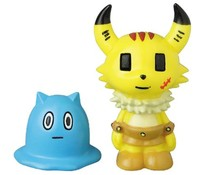 Ponkotsu Quest (Yellow) VAG series 5 by Mirock Toy