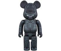 400% Bearbrick - Alien Warrior