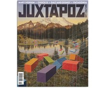 Juxtapoz #175 (August 2015) Mary Iverson