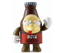Queasy Duff 3/80 - Simpsons 25th Anniversary Mini Series