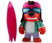 Poochie the Dog 3/80 - Simpsons 25th Anniversary Mini Series