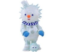 "8.5"" Snowy (2nd color ""Ice World"" ) by Instinctoy"