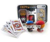 Unipoker Card set (2 figures) by UNKL