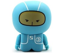 Tot (Light Blue Speed Demon) - Unipo series 5 by UNKL