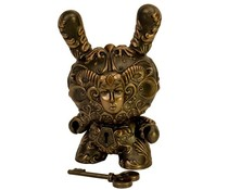 "8"" It's a F.A.D. Dunny by J*RYU"