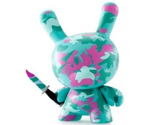 Destroy Camo ?/?? - Mishka Dunny series
