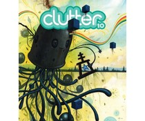 Clutter #10 (June 2007) Super Natural