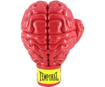 "9"" Boxing Brain (Red) by Ron English"