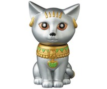 Bastet God (Silver) VAG series 7 by Perfect Studio