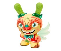 "8"" Imperial Lotus Dragon Dunny by Scott Tolleson"
