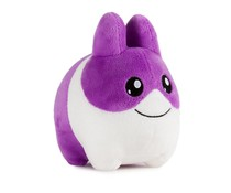 "4.5"" Litton Plush (Purple) by Frank Kozik x Kidrobot"