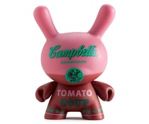 Campbells Soup 2/20 (Red) - Andy Warhol Dunny series