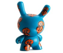 Dollar $ign$ 3/40 - Andy Warhol Dunny series