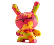 Camouflage 409 1/20 - Andy Warhol Dunny series