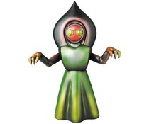 "9.5"" Flatwoods Monster by Marmit"