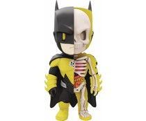 [PO] Batman - Yellow Lantern (XXRAY) by Jason Freeny