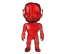 Flash - Clear Red (XXRAY) by Jason Freeny