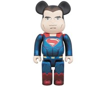 400% Bearbrick - Superman (Batman vs Superman)