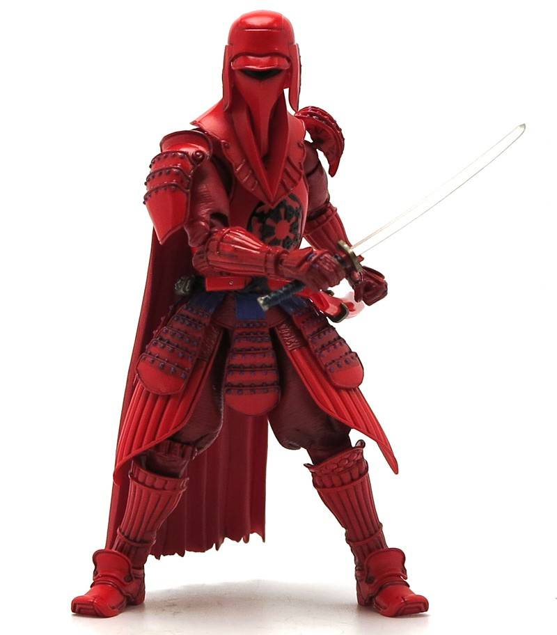 Akazonae Royal Guard Star Wars By Tamashii Nations