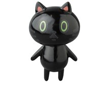 Zodiac Cat (Black) VAG series 8 by Baketan