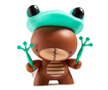 """5"""" Incognito Dunny by twelveDot studios"""