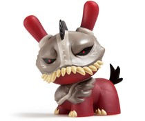 Gnaw the Hellhound 2/20 - The Odd Ones Dunny Series by Scott Tolleson