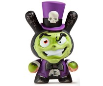 Dr. Heckle 3/80 - The Odd Ones Dunny Series by Scott Tolleson