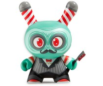 Argh Barber 2/20 - The Odd Ones Dunny Series by Scott Tolleson