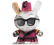 Almost Invisible Man 3/40 - The Odd Ones Dunny Series by Scott Tolleson