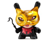 Lucifur 1/20 - The Odd Ones Dunny Series by Scott Tolleson