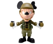 """[PO] 10"""" War Mouse (Original) by Clogtwo"""