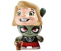 Ghoulie Jill 2/20 - The Odd Ones Dunny Series by Scott Tolleson