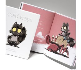 Cold Ways Book by Coarse
